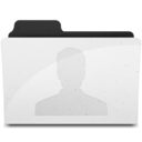 128x128px size png icon of UsersFolderIcon Y