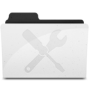 128x128px size png icon of UtilitiesFolder Y