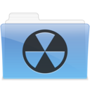 128x128px size png icon of AQUA Burn
