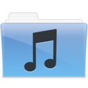 128x128px size png icon of AQUA Music 1