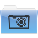 128x128px size png icon of AQUA Pictures 1