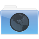 128x128px size png icon of AQUA Sites 1