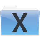 128x128px size png icon of AQUA System