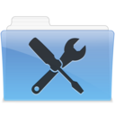 128x128px size png icon of AQUA Utilities 1