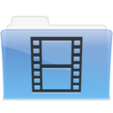 128x128px size png icon of AQUA Videos 1