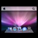 128x128px size png icon of ToolbarDesktopFolderIcon