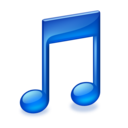 128x128px size png icon of ToolbarMusicFolderIcon