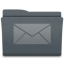 128x128px size png icon of Emails letters