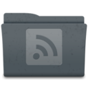 128x128px size png icon of Feeds