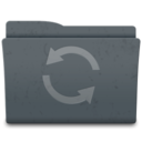 128x128px size png icon of Sync