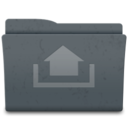 128x128px size png icon of Uploads