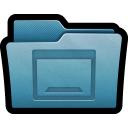 128x128px size png icon of Folder Desktop