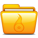 128x128px size png icon of Roxio