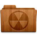 128x128px size png icon of Burn Wood