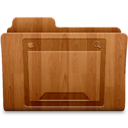 Desktop Wood Icon