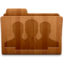 Group Wood Icon