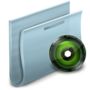 128x128px size png icon of Camera Folder