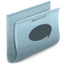 128x128px size png icon of Chats Folder