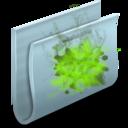 128x128px size png icon of Developer Folder 2