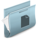 128x128px size png icon of Documents Folder 2