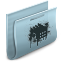 128x128px size png icon of Icons Folder