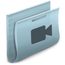 128x128px size png icon of Movies Folder