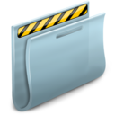 128x128px size png icon of Private Folder