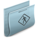 128x128px size png icon of Public Folder 2