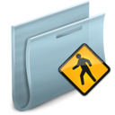 128x128px size png icon of Public Folder 3
