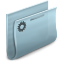 128x128px size png icon of Smart Folder simple 2