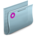 128x128px size png icon of Smart Folder simple