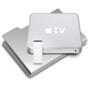 128x128px size png icon of AppleTV