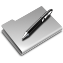 128x128px size png icon of Graphics Pen