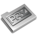 128x128px size png icon of Pry Logo