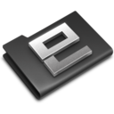 128x128px size png icon of Enhanced Labs Black