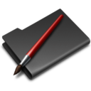 128x128px size png icon of Graphics Black