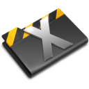 128x128px size png icon of System Black