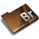 Adobe Bridge CS3 Overlay Icon