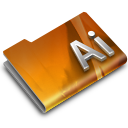Adobe Illustrator CS3 Overlay Icon