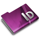 128x128px size png icon of Adobe InDesign CS3 Overlay