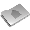 128x128px size png icon of Home Folder
