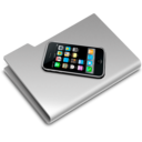 128x128px size png icon of iPhone Folder2