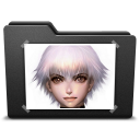 128x128px size png icon of pictures 4