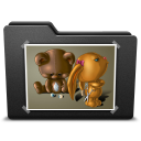 128x128px size png icon of pictures 5