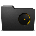 128x128px size png icon of player