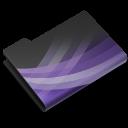 128x128px size png icon of Entourage Dark