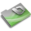 128x128px size png icon of Excel Overlay