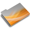 128x128px size png icon of Powerpoint files