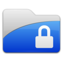 128x128px size png icon of Locked