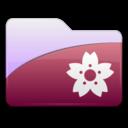 128x128px size png icon of Sakura 1